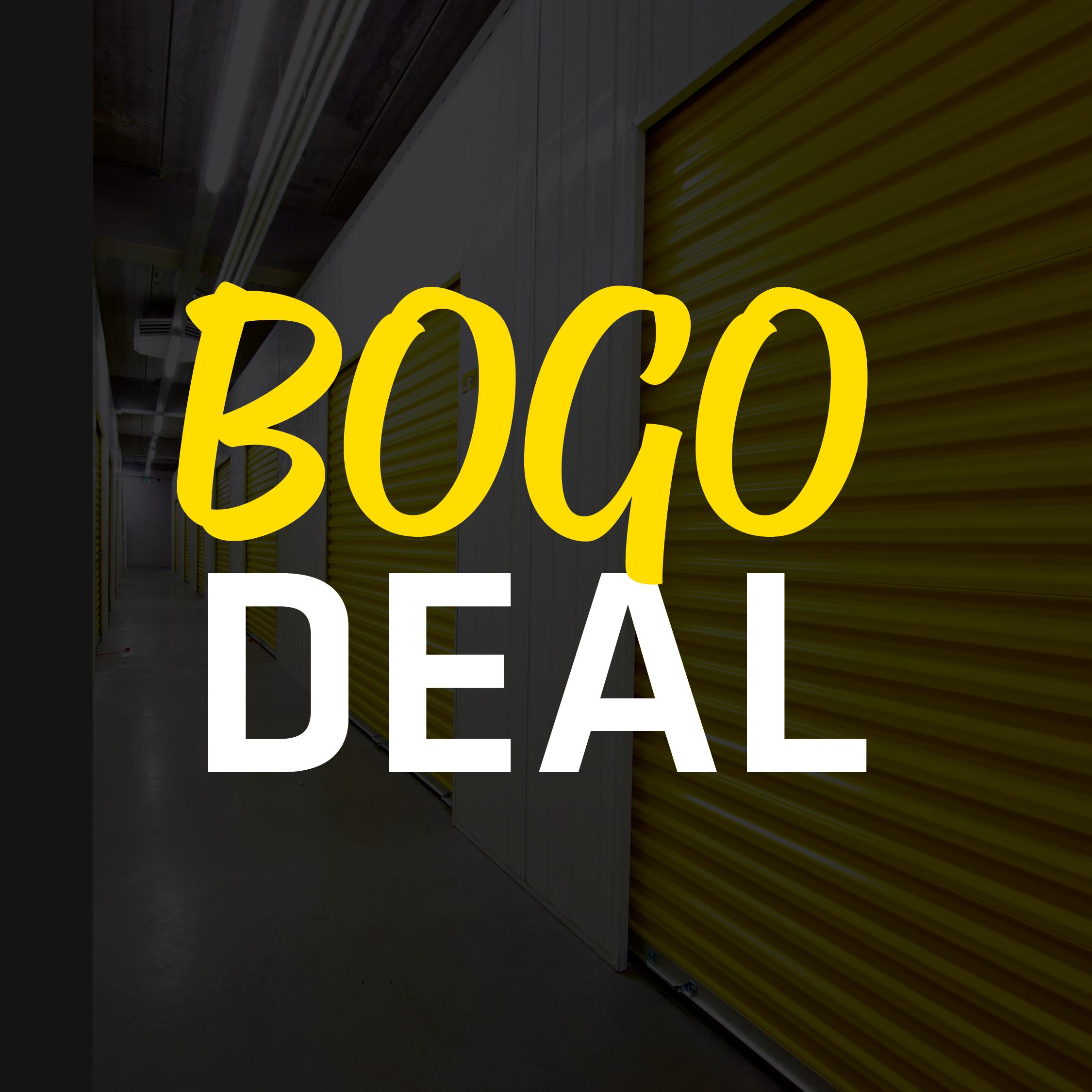 Bogo Deal