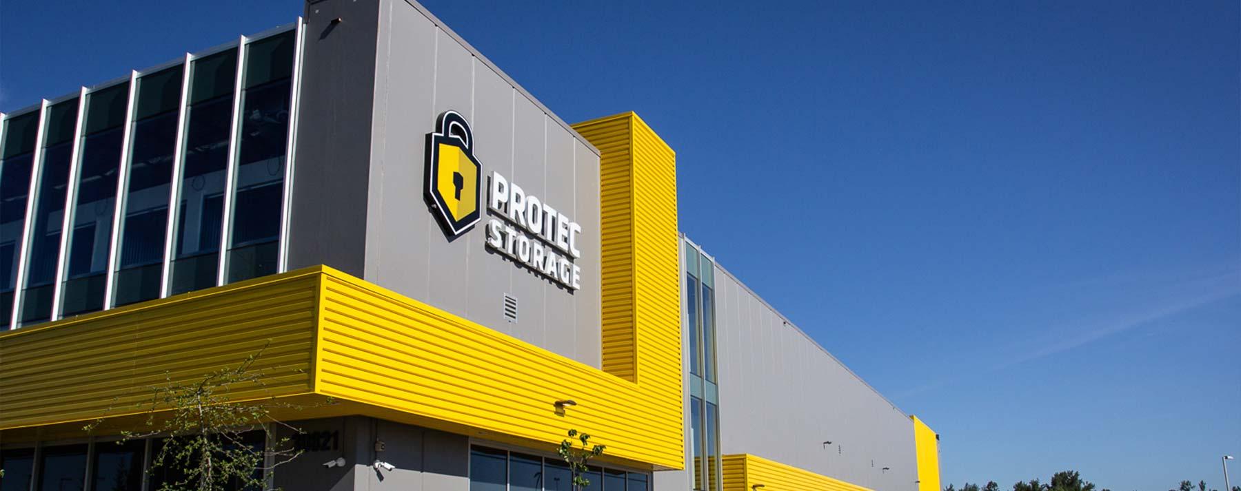 Abbotsford Self Storage Facility | 24/7 Secure Storage